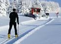 Klíny ski areál Krušné hory