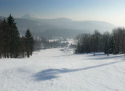 Sportovní areál Polevsko ski areál Máchovo jezero