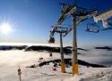 Štrbské Pleso ski areál Vysoké Tatry