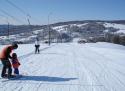 Stupava ski areál Slovácko