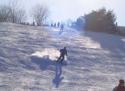 Svatá Anna ski areál Železné hory