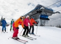 Svatý Petr ski areál Krkonoše