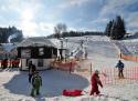 Svoboda nad Úpou ski areál Východní Čechy