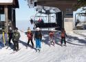 Szrenica ski areál Krkonoše