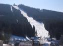 Tanvaldský Špičák ski areál Krkonoše