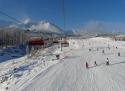 Tatranská Lomnica ski areál Slovensko