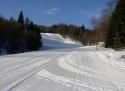 Telnice ski areál Krušné hory