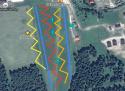 Ski areál Terchová - Gavůrky  - mapa areálu