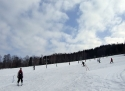 Skiareál U Pekina - Dolní Údolí ski areál Rychlebské hory