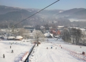 Ustroň - Czantoria ski areál Severní Morava