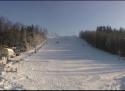 Vaňkův kopec ski areál Slezsko