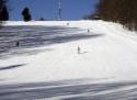 Velká Javořina ski areál Jižní Morava