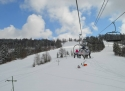 Velká Rača ski areál Slovensko