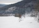Vernířovice-Brněnka ski areál Jeseníky