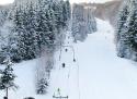 Voithenberg Gibacht ski areál Český les