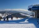 Vrchlabí - Kněžický vrch ski areál Prachovské skály