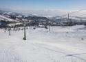 Vrchlabí - Kněžický vrch ski areál Krkonoše