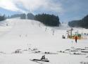 Vyšné Ružbachy ski areál Slovensko