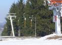 Vysoká u Hav. Brodu ski areál Žďárské vrchy