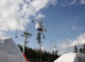 Zadov ski areál Český les