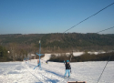 Ski areál Zbraslav u Brna