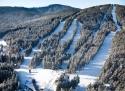 Železná Ruda - Špičák ski areál Šumava