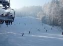 Ski areál Zlaté hory - Příčná