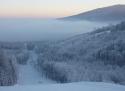 Zlaté hory - Příčná ski areál Jeseníky