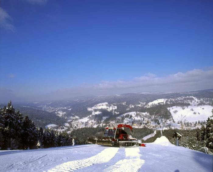 Ski Areal Tanvaldsky Spicak Informace A Mapa