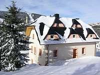 Horská chata pod Klínovcem