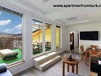 Apartmán Zelená terasa na Lipně