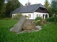 Chalupa Horní Vltavice