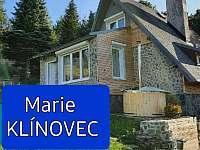 Chalupa MARIE - Klínovec - SAUNA