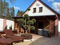 Rekreační dům s privátním wellnes