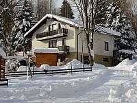 Apartmány Bělohorka