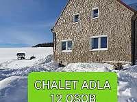 Chalupa ADLA - Klínovec - SAUNA