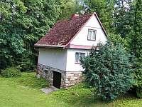 Chata Březí nad Oslavou