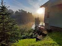 Chata Dvořákův rybník