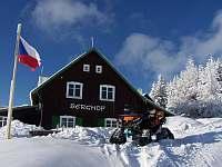 Horská chata Berghof