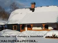 Chaloupka U Potoka