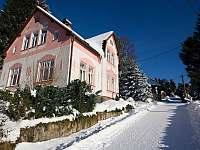 Chalupa v Albrechticích