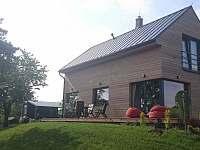 Chata Záhoří - Dlouhý