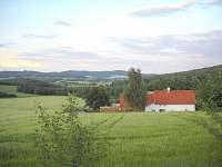 Chalupa Jánské Údolí