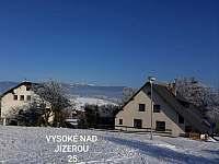 Chalupa Stodola Vysoké