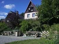 Chata Albrechtice v Jizerských horách