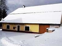 Ski areál Kubova Huť - ubytování u sjezdovky
