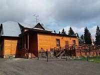 Horská chata Třeštík