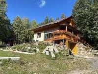 Horská chata u Kameníčka