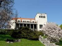 Historická budova SVČ Déčko