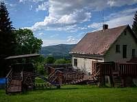 Chata Dobřečov u Horního Města